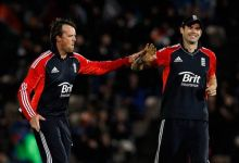 Graeme Swann (left) and James Anderson