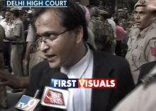 A Delhi HC lawyer