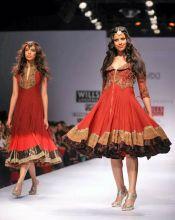 Designer Kavita Bhartia collection