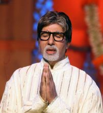Amitabh Bachchan at the launch