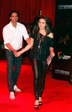 Arjun Rampal and Preity Zinta