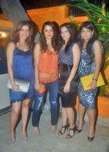 Bhavna Pandey, Tanya Deol, Laila Motwane and Seema Khan