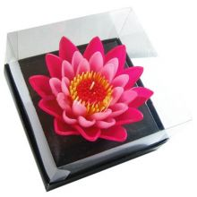 Water Lily floating candle