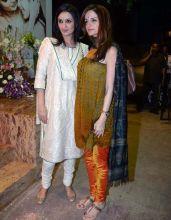 Sussanne Roshan and Anu Dewan