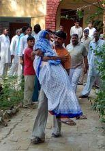Polling in Bhiwani