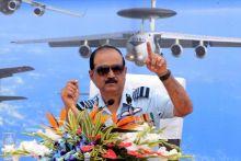 IAF Chief Norman Anil Kumar Browne