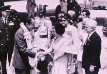 Indira Gandhi, Richard Nixon