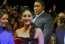 Kareena Kapoor at Ra.One premiere in London