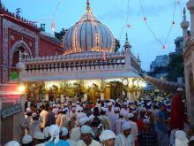 Khwaja Moinuddin Chishti's Dargah