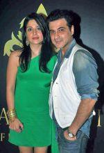 Sanjay Kapoor and Maheep Kapoor