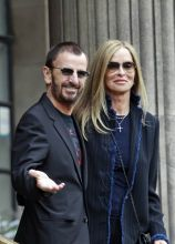 Former Beatle Paul McCartney and American heiress Nancy Shevell