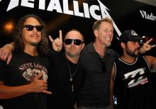 Metallica in Gurgaon