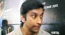 India's Formula One driver Narain Karthikeyan