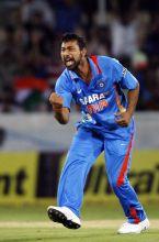 India paceman Praveen Kumar