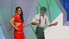 Kareena Kapoor and Shah Rukh Khan in Ra.One