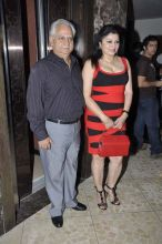 Ramesh Sippy with Kiran Juneja