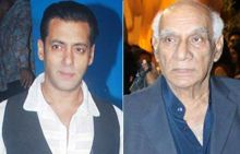 Salman Khan and Yash Raj Chopra