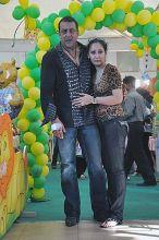 Sanjay Dutt and Maanyata Dutt