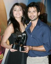 Anushka Sharma with Shahid Kapoor