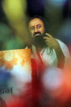 Spiritual leader Sri Sri Ravi Shankar