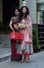 Shaina NC with Urmila