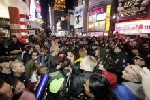 'Occupy Wall Street' demonstrations in New York