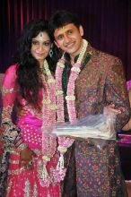Advait and Priyanka Chaturvedi