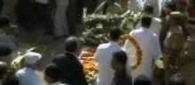Bhupen Hazarika cremation