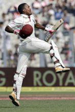 West Indies batsman Darren Bravo