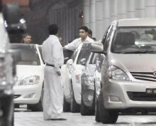 Celebs visit Aishwarya Rai