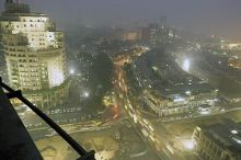 The new Capital of British India