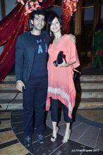 Hiten Tejwani with wife Gauri Pradhan