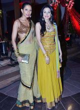 Candice Pinto and Aanchal Kumar