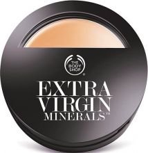 Cream compact foundation from Body Shop