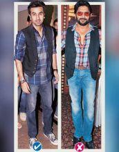 Ranbir Kapoor and Arshad Warsi
