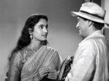 Raj Kapoor with Nutan