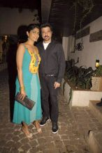 Anil Kapoor with a guest