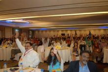 Audience at India Today Mind Rocks Youth Summit 2011 in Chennai