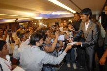 Dhanush at India Today Mind Rocks Youth Summit 2011 in Chennai
