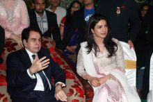 Priyanka Chopra and Dilip Kumar
