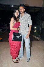 Ritesh Deshmukh with Genelia D'Souza