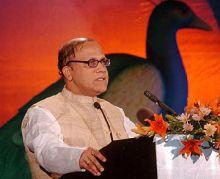 Goa Chief Minister Digambar Kamat