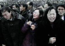 Kim Jong-Il's funeral procession