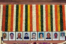 Victims of attack on Parliament