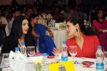 Shruti Hassan with Kalli Purie