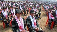 UPDS militants surrender in Assam