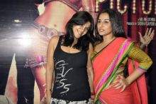 The Dirty Picture success media meet
