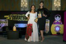 Kalli Purie and Sonam Kapoor
