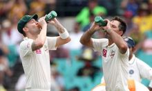 Michael Clarke and Ricky Ponting