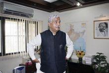 Union Minister of Coal Sriprakash Jaiswal